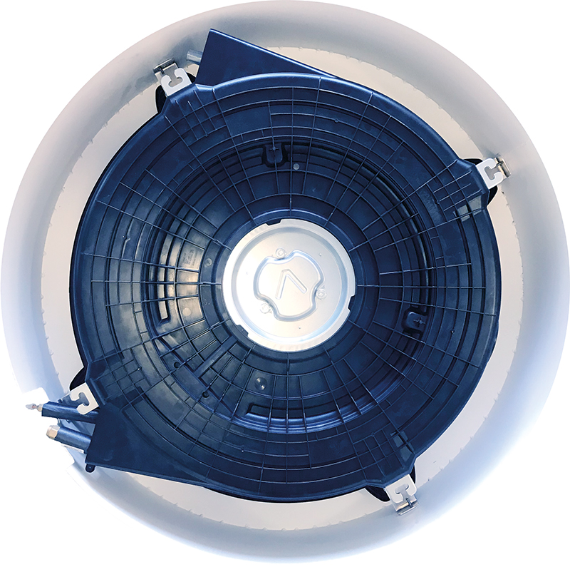 Typ Wind-Free™ AM 045 KN4DEH | Rund