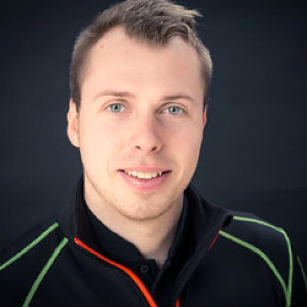 Dominik Pohlmann - Support
