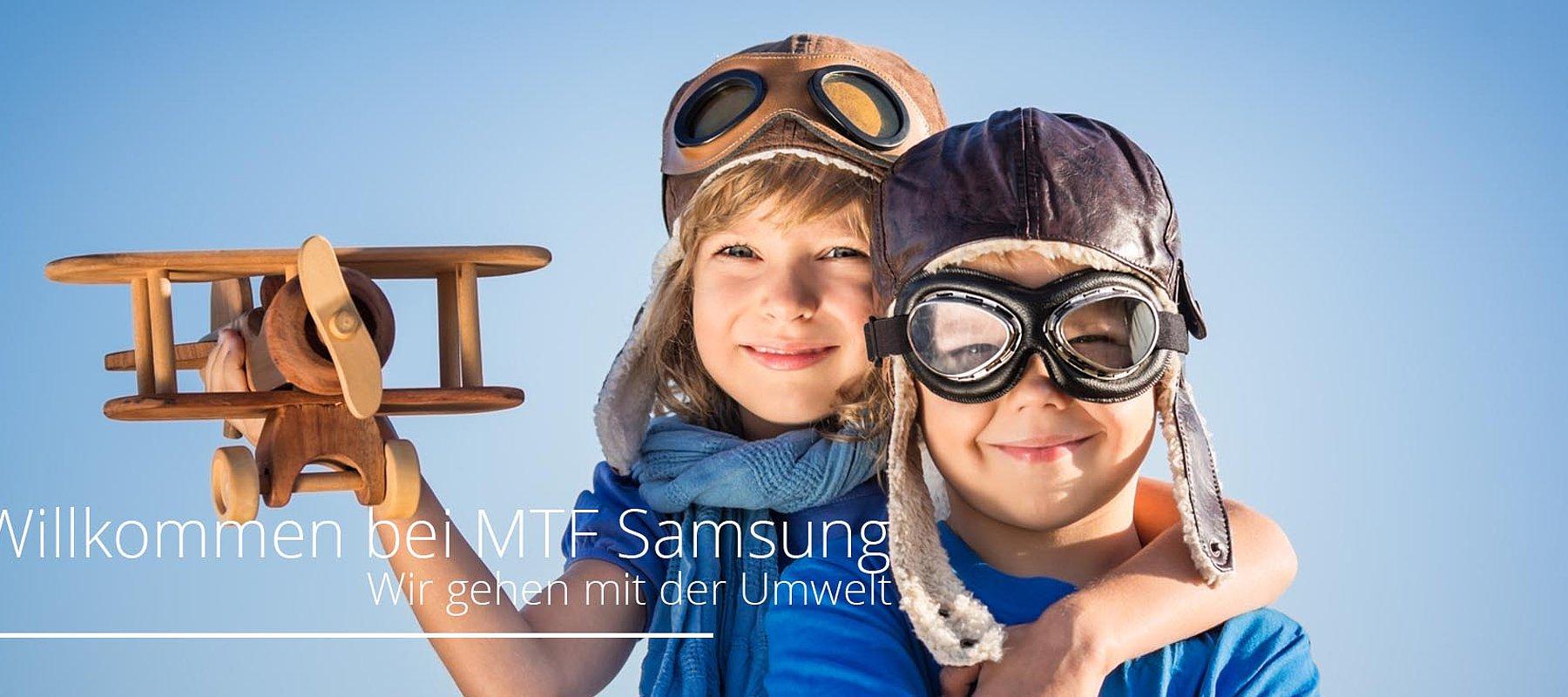 Willkommen bei MTF Samsung