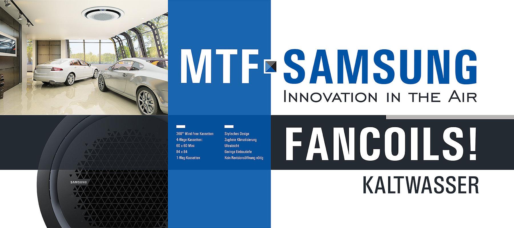 MTF Samsung - Fancoils