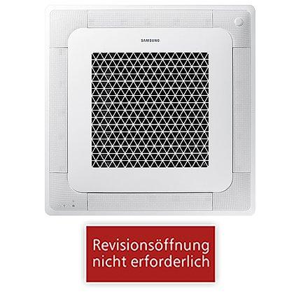 Splitsystem Wind-Free™ Deckenkassette 840x840 AC 140 | R410A