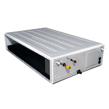 Splitsystem superflaches Kanaleinbaugerät AC 026 | R410A
