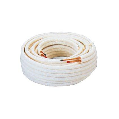 Isolierte Kupfer-Doppelrohr Ringe, normal entflammbar